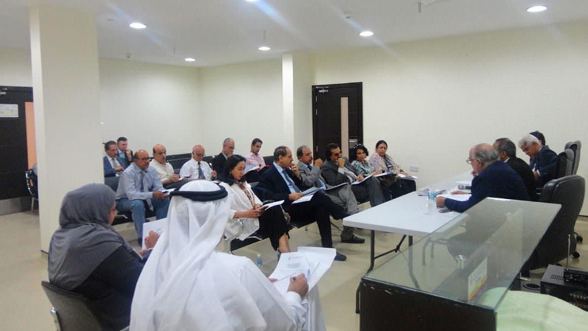 اجتماع الجمعية العامة لمستشفى ابن النفيس