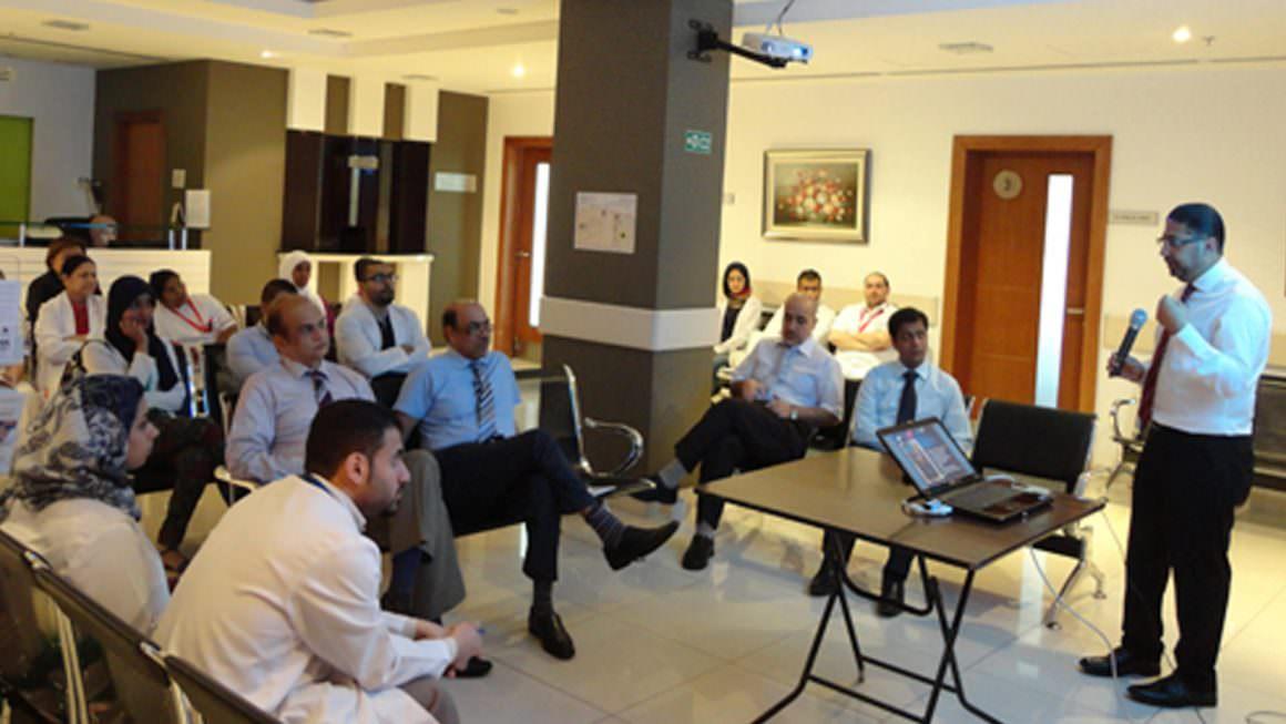 Dr. Haytham Al Khawaja
