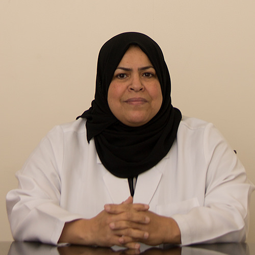 Dr. Huda Al-Juffairy