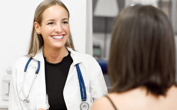 عيادة أمراض النساء والتوليد