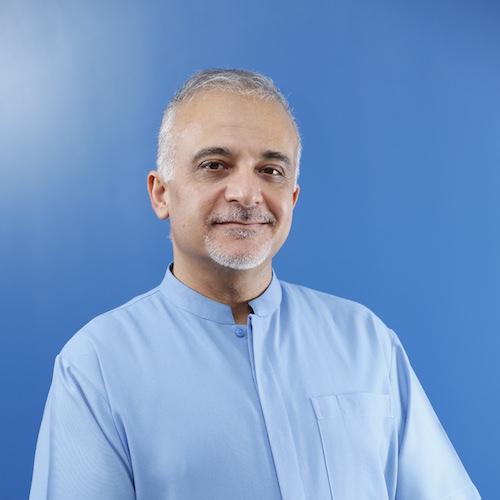 Dr. Pierre Ghanem