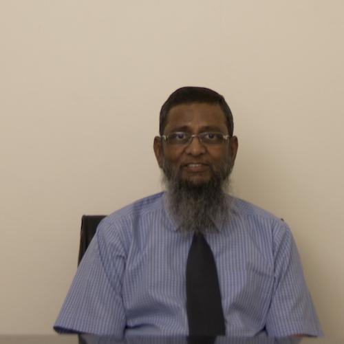 Dr. Mohamed Usman