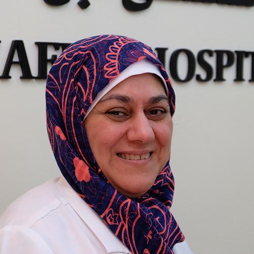 Dr. Alia Al-Razooqi