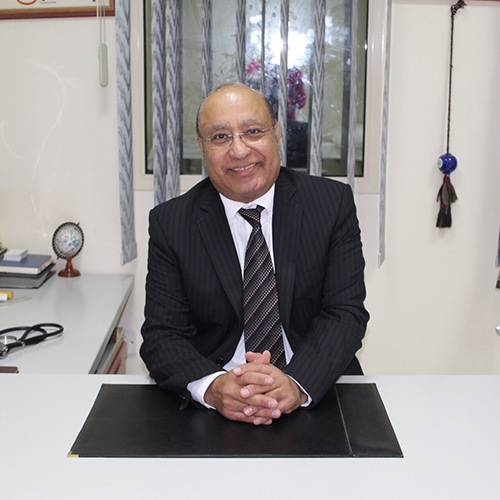 Dr. Sameer Al-Arrayedh