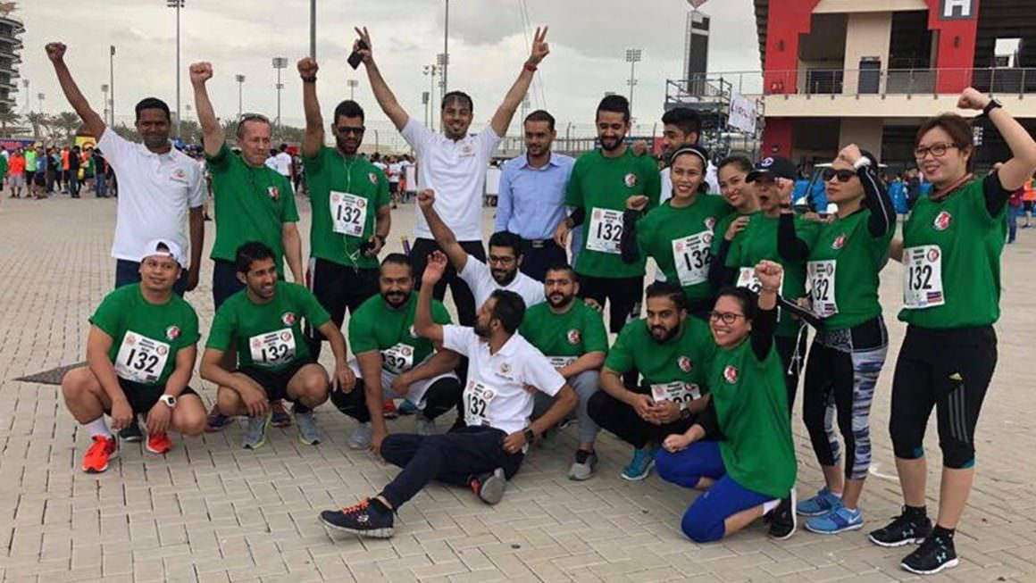 سباق البحرين للتتابع 2017