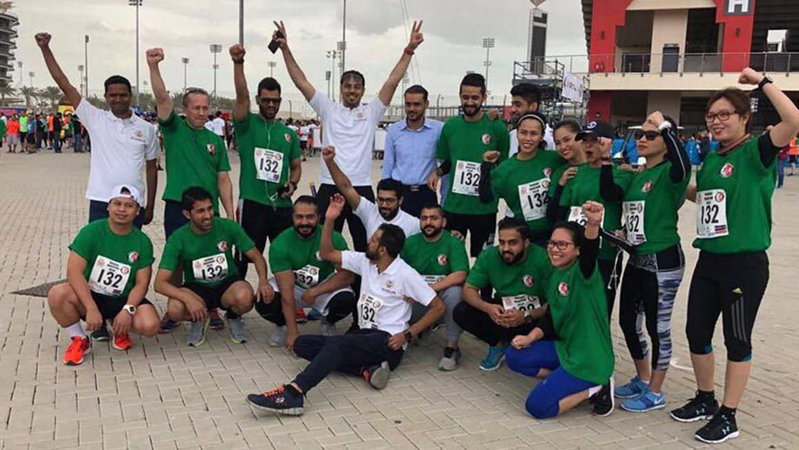 Bahrain Marathon Relay 2017