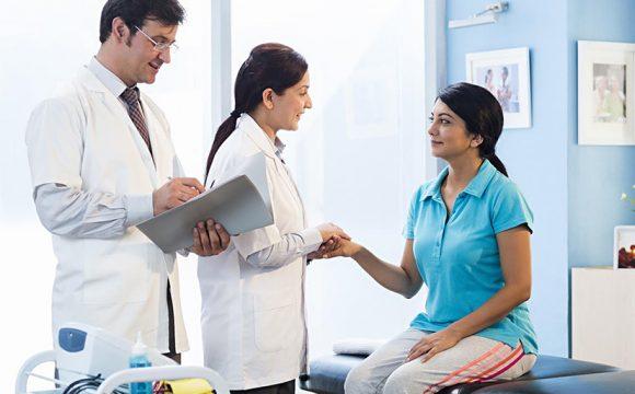 خدمات مواعيد الفحص الطبي لما قبل