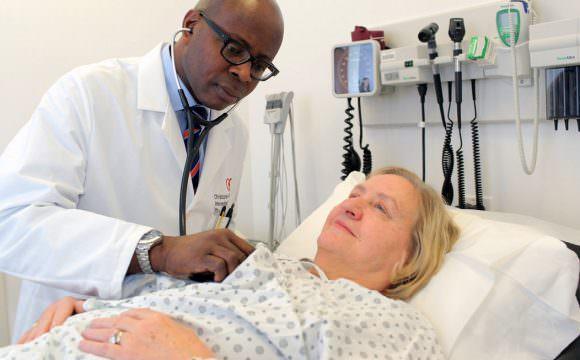 عيادة أمراض القلب