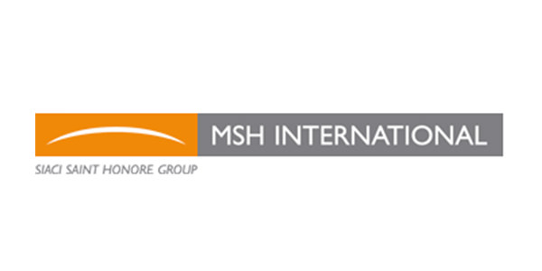 MSH International Logo
