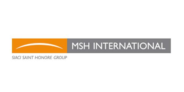 MSH International Logo