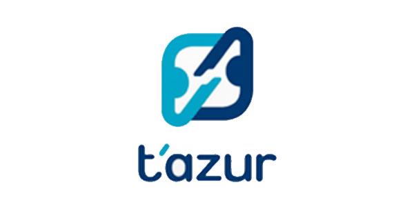 T'azur Logo
