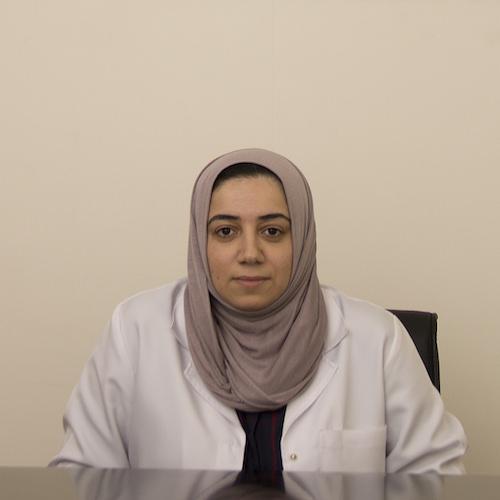 Dr. Afnan Al-Haddad