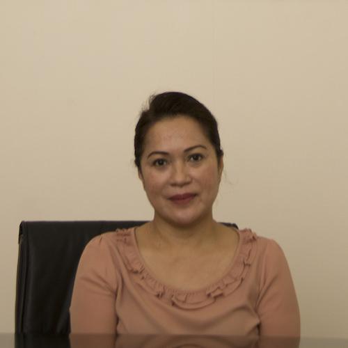 Dr. Fe. D. Garado Mallonga