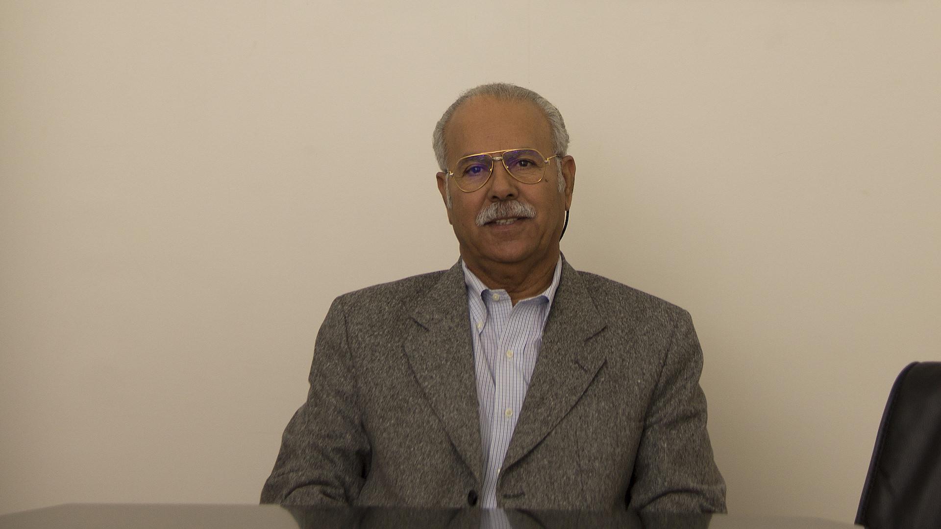 Dr. Hamad Bin Shams