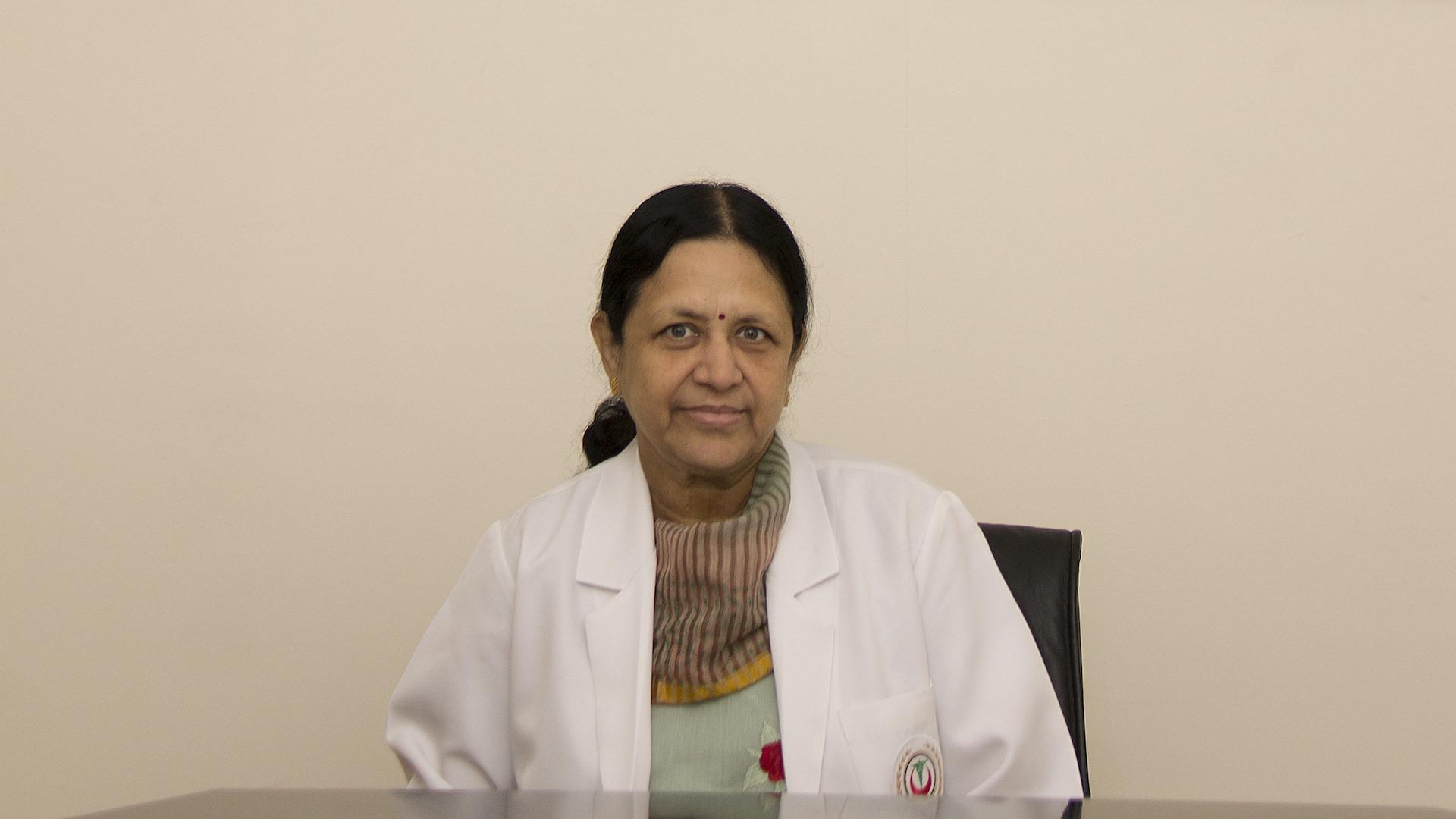 Dr. Jhansi R.K.