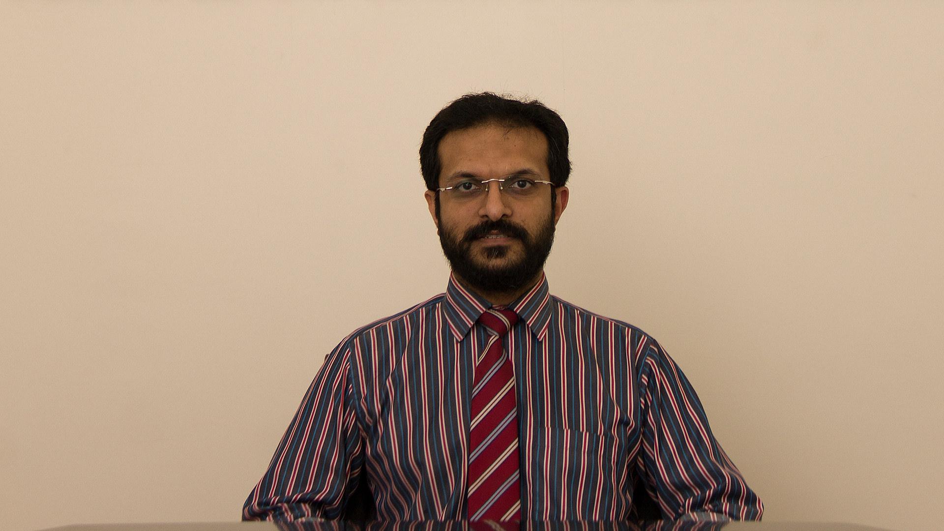 Dr. Mithun Bhandari