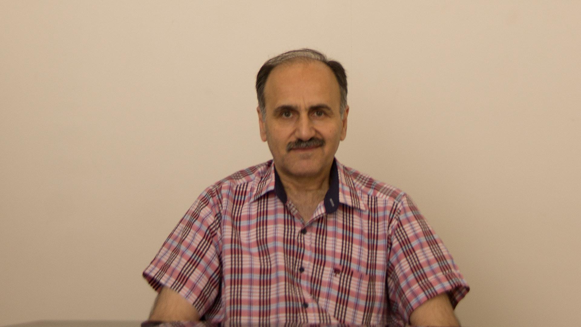 Dr. Shamil Naji
