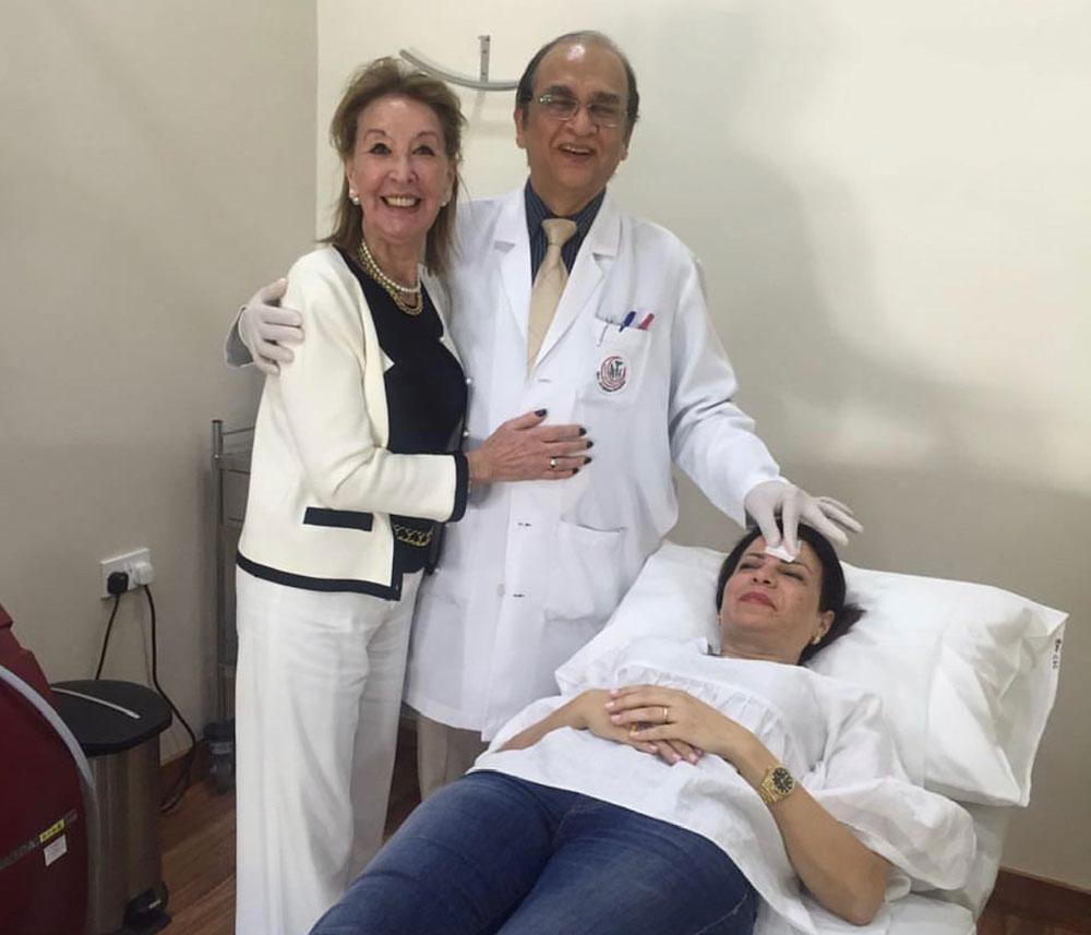 عيادة الجراحة التجميلية