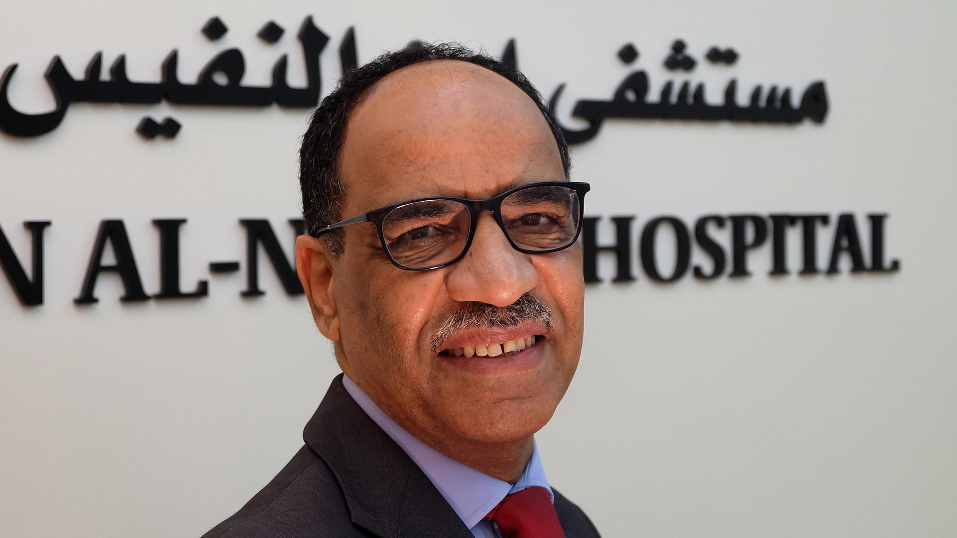 Dr. Abdulla Al-Ajmi