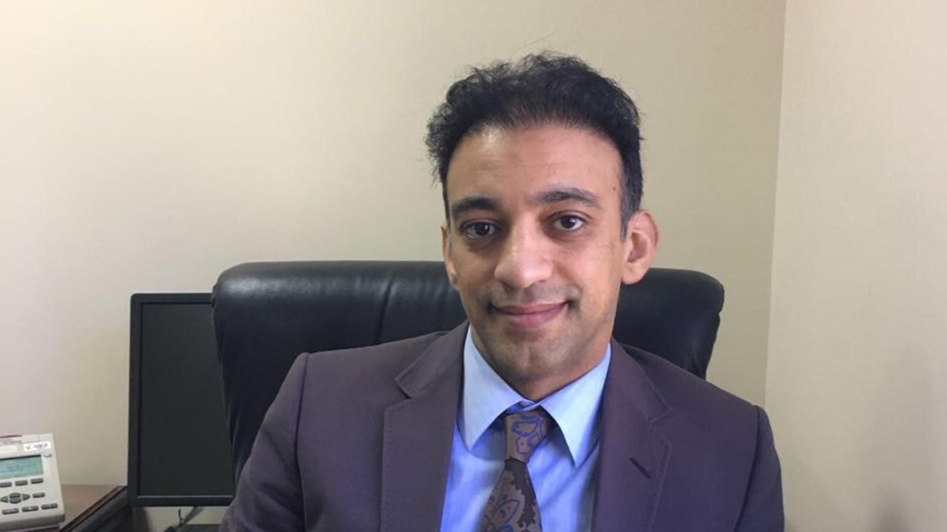 Dr. Ali Hassan Al-Aradi