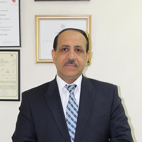 د. جهاد رضي القميش
