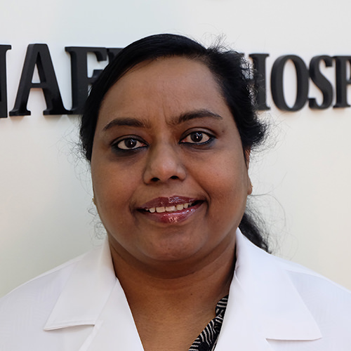Dr. Meera Balakrishnan