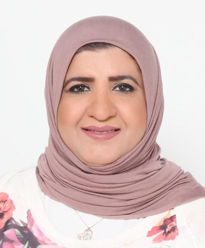 الدكتورة مريم الأحمدي