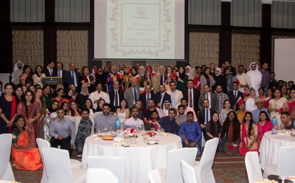 INH Annual staff party 2018