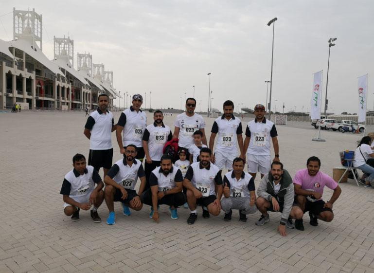 Bahrain Marathon Relay 2018