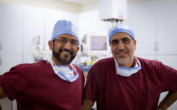 Pediatric Surgery and Urology unit