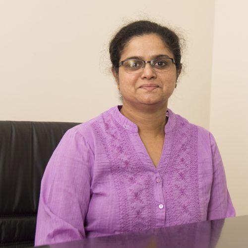 Dr Jyothi R Pillai